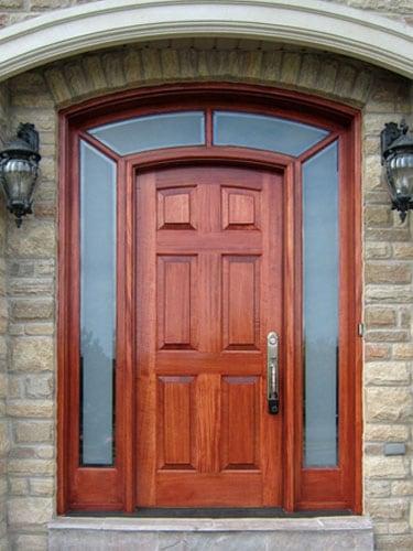 Steel Vs Fiberglass Entry Door Beinside Front Door Systems