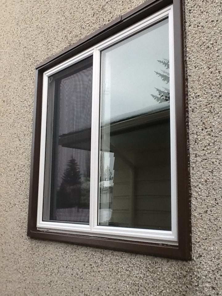 Window Installation Finishing Touches Vinyl Trim Aluminum Capping Brickmold North View Canada