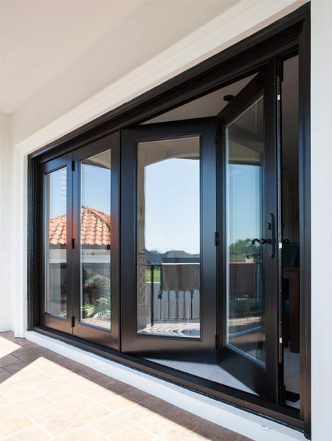 Bi Folding Doors Northview Windows And Doors
