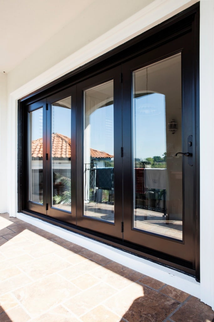 TRANSFORMING YOUR PATIO ENTRANCE WITH BIFOLDING DOORS - North View Canada & TRANSFORMING YOUR PATIO ENTRANCE WITH BIFOLDING DOORS - North View ...