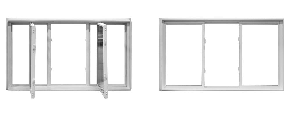 End Vent Slider Windows Northview Windows And Doors