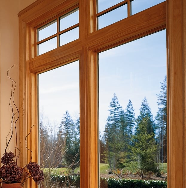 What to expect from aluminum clad wood windows north for Wood clad windows