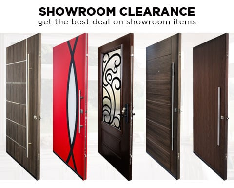 Showroom Clearence